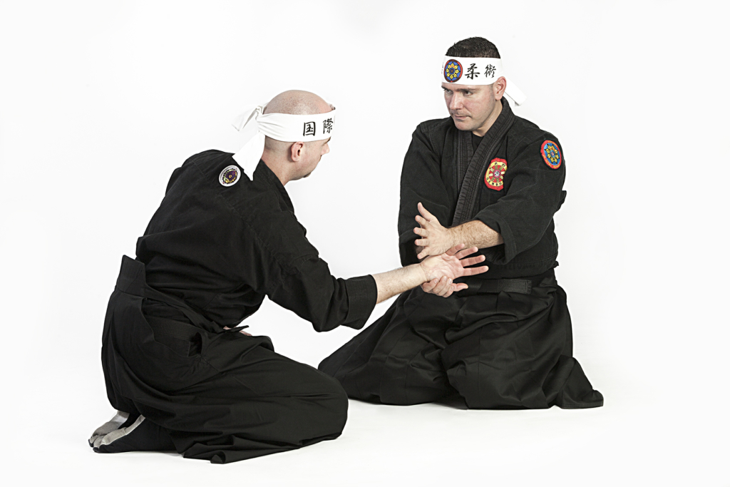 Genbukan jujutsu japones