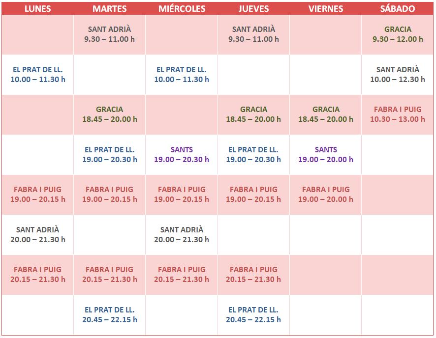 horario-genbukan-artes-marciales-barcelona-adulto
