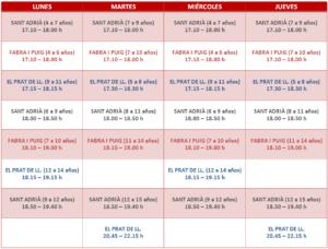 horario-genbukan-artes-marciales-barcelona-escolar
